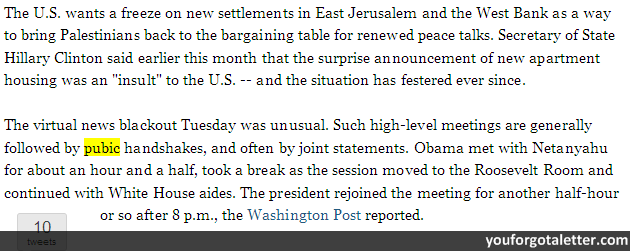 Obama-Netanyahu Meeting: No Comment, No Photos, No News