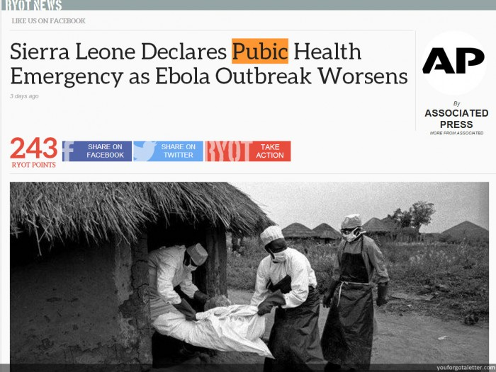 Sierra Leone Declares Pubic Health Emergency as Ebola Outbreak Worsens